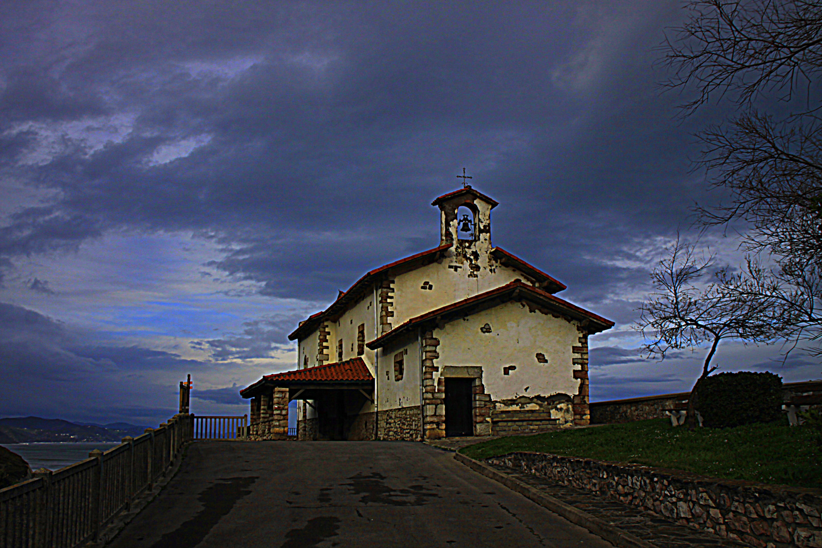 San Telmo.Zumaia.