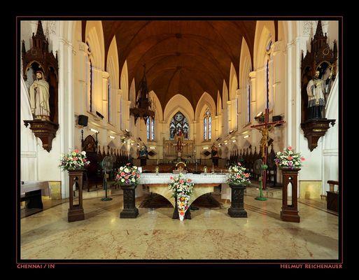 San Thome Church I, Chennai, Tamil Nadu / IN