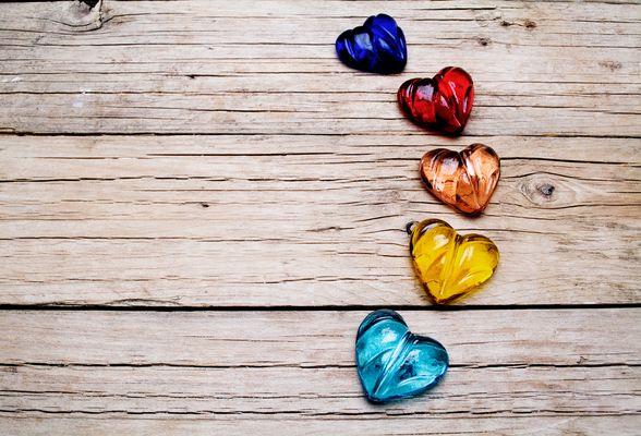 San Valentino, L'amore.... non ha colore