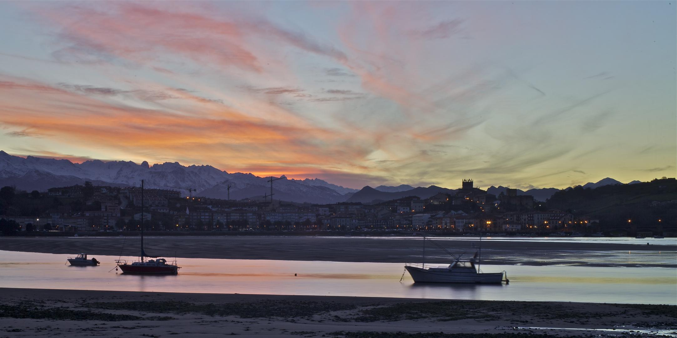 San Vicente de la Barquera-Cantabria