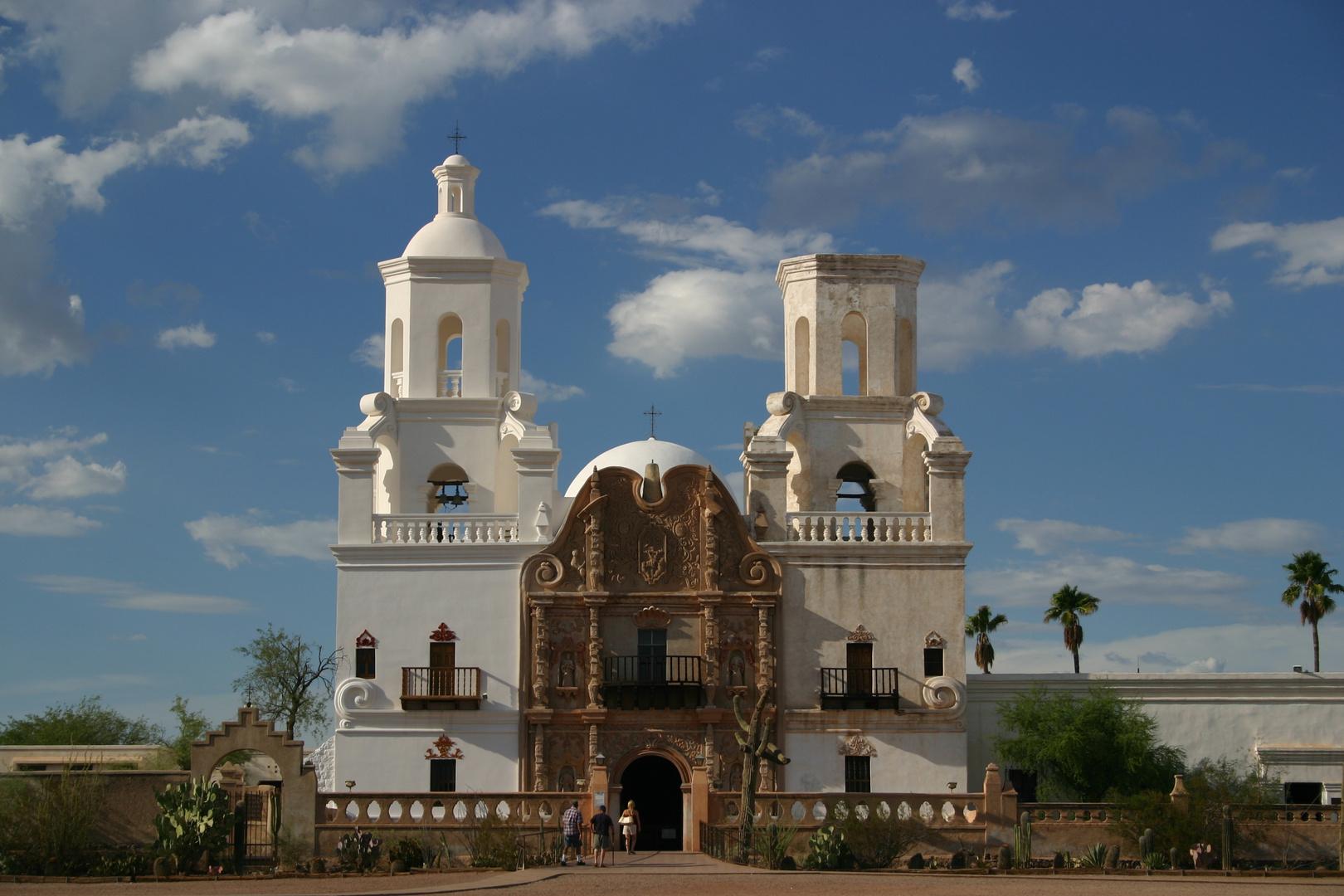 San Xavier Kirche