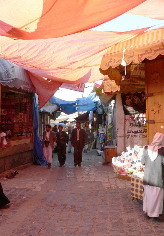 Sana'a – Suk