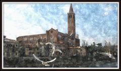 S.Anastasia..Verona