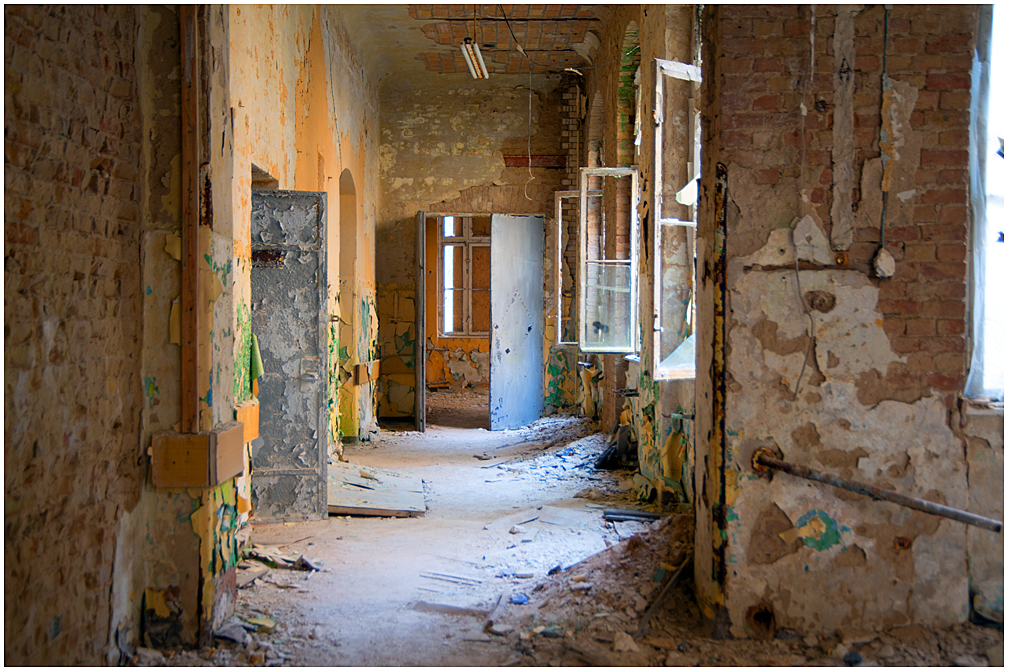 Sanatorium - Beelitz 2014 .....