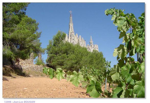 Sanctuary of Montserrat --- Monferri / Tarragona / Spain