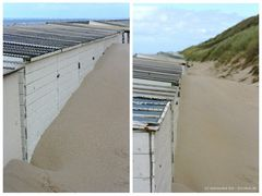 sand against houses - version 2009