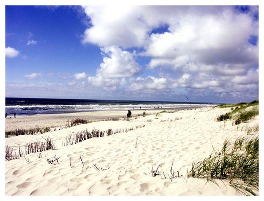 Sand, Gras, Meer...