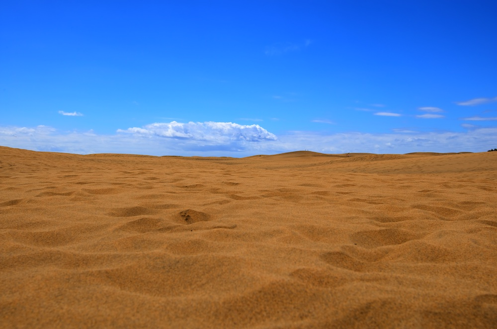 Sand (HDR)