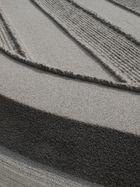 Sand im japanischen Garten