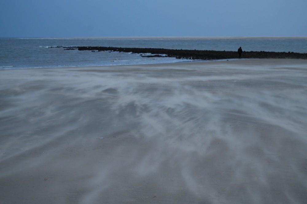Sand im Wind