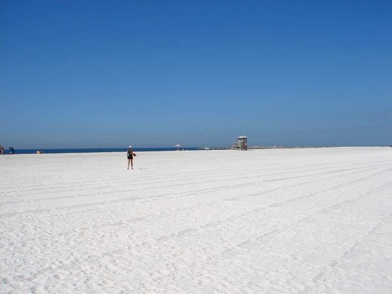 Sand Key - St. Petersburg Florida