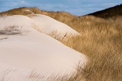 Sand oder Schnee?