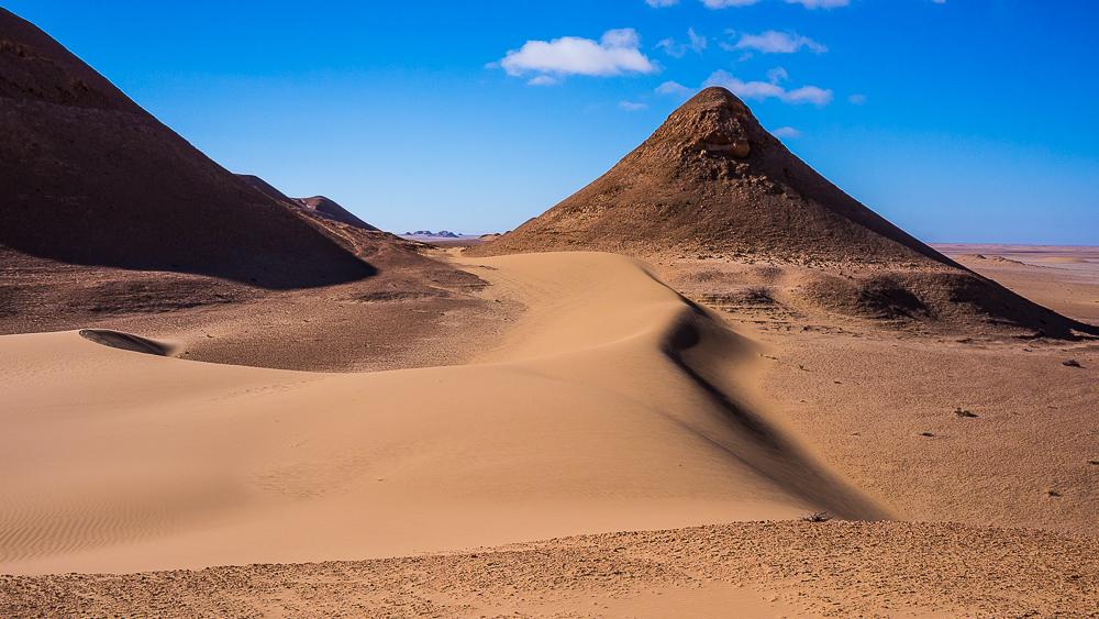Sand u. Fels - Westsahara