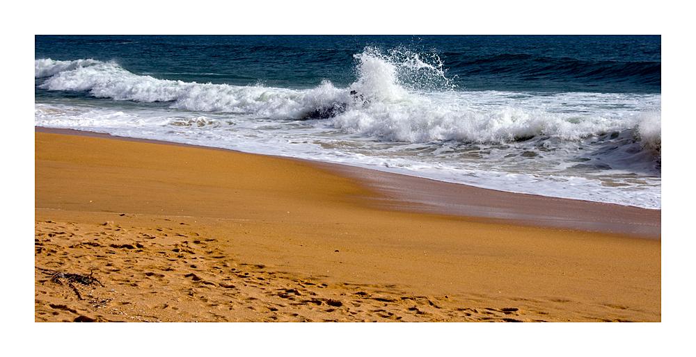 Sand und Meer.....