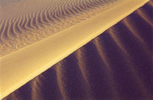 Sand und Sonne