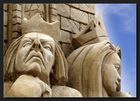 SAND WORLD - Sandskulptur