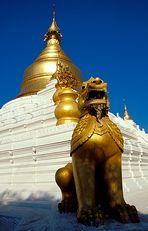 Sandamuni Pagode in Mandalay