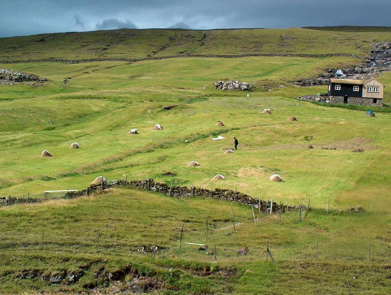 Sandavagur - Isole Faroe
