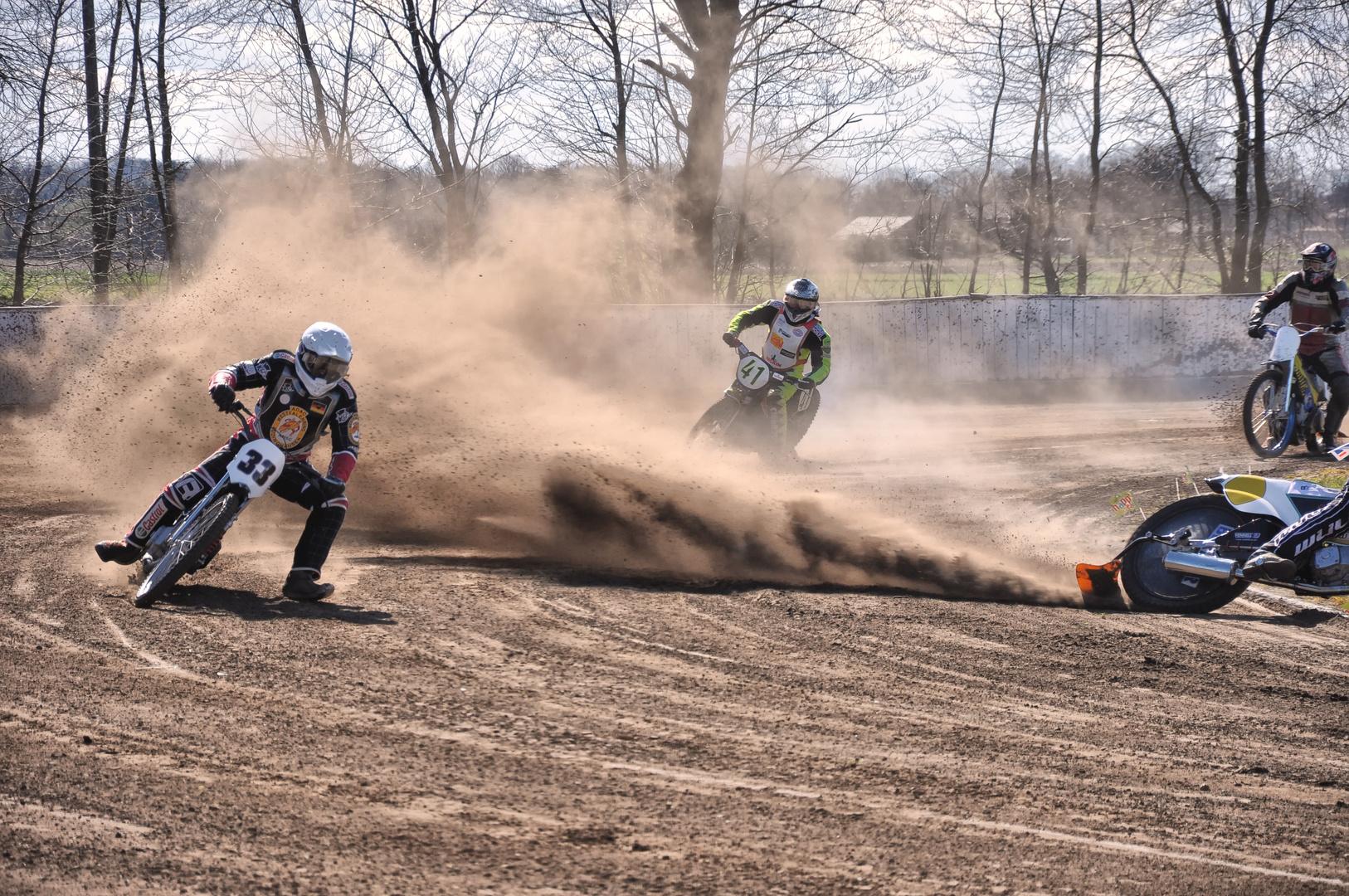 Sandbahnrennen 2 in Wagenfeld