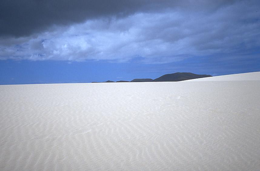 Sanddünen auf Fuerteventura
