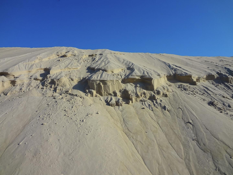 Sanddünen in Ingleses, Florianopolis