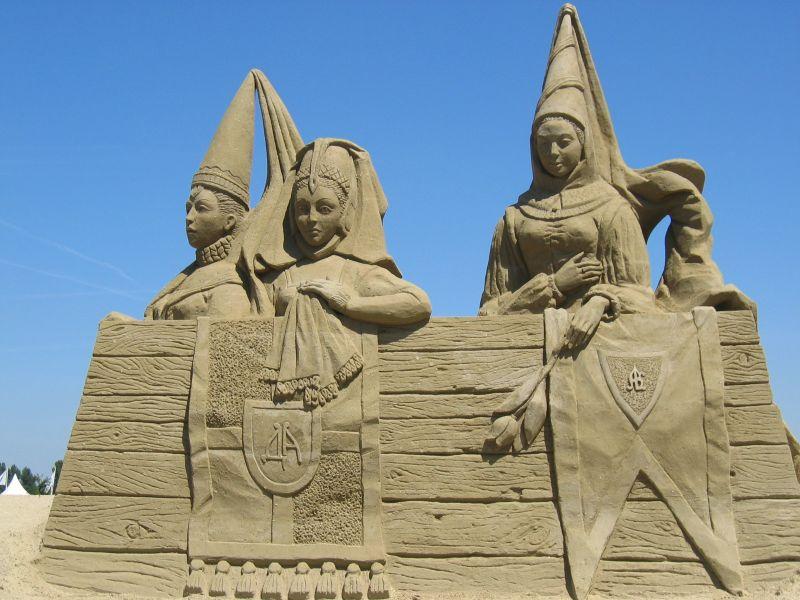 Sandfrauen