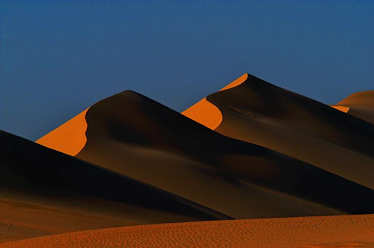 Sandmeer in Westägypten