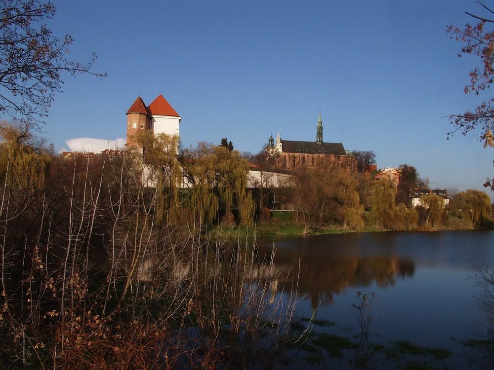 Sandomierz /Polen/