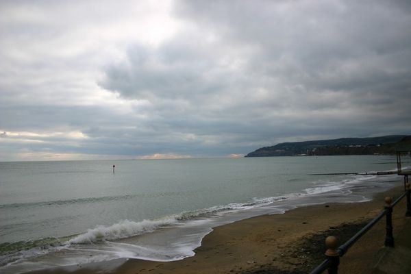 sandown beach