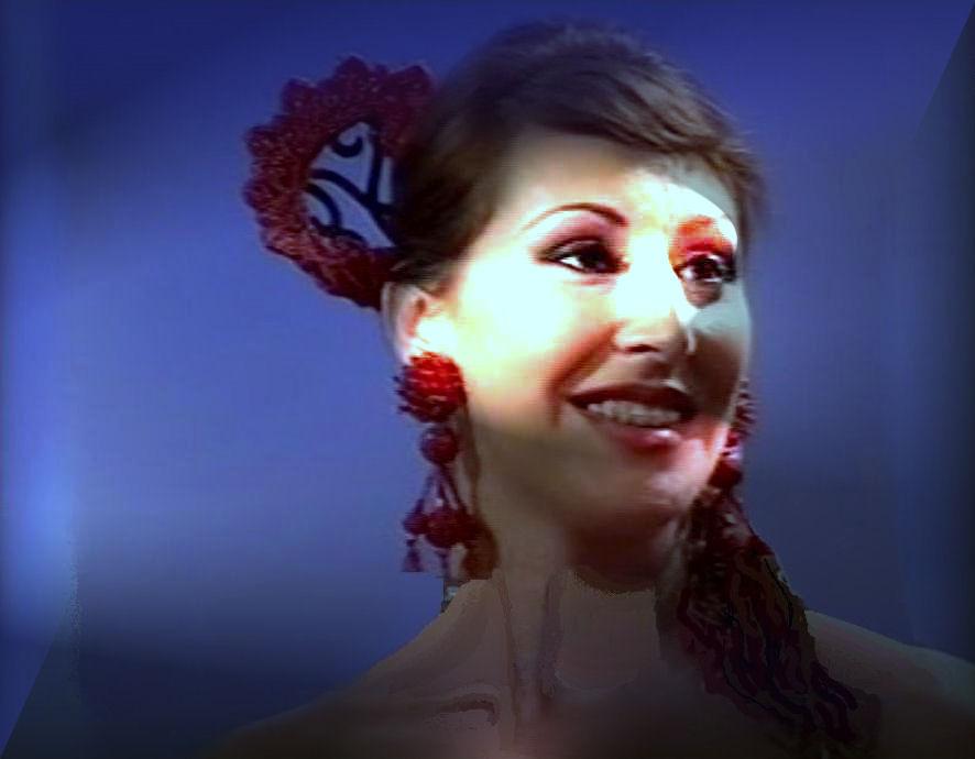 Sandra Cabrera,cantante española actual 2