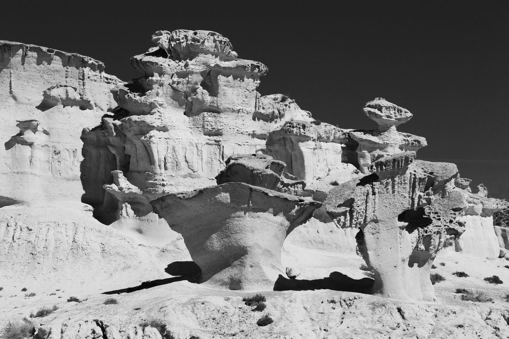 Sandsäulen