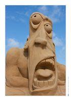 Sandskulptur #2