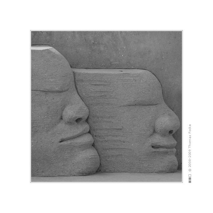 Sandskulptur #3