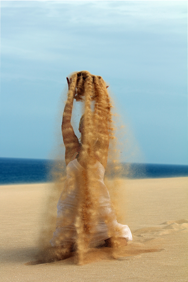 Sandspiel