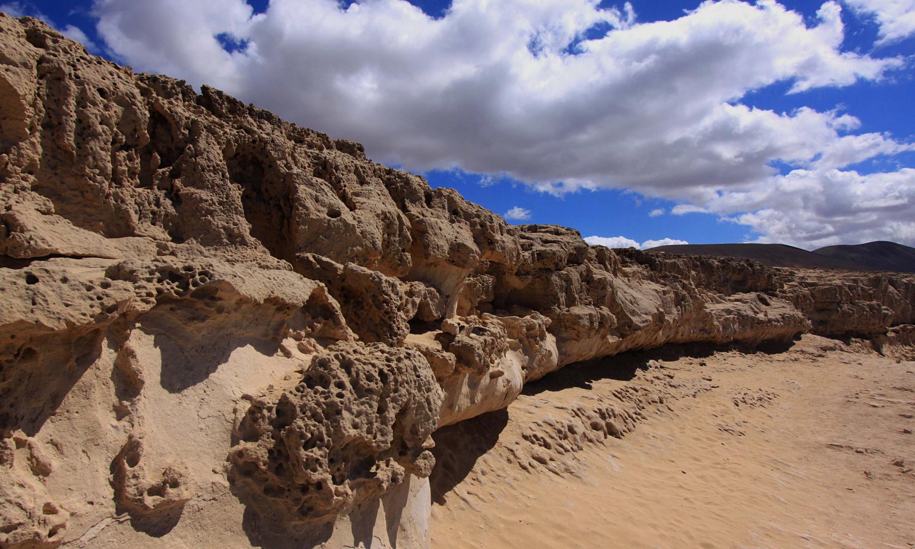 Sandsteinbogen