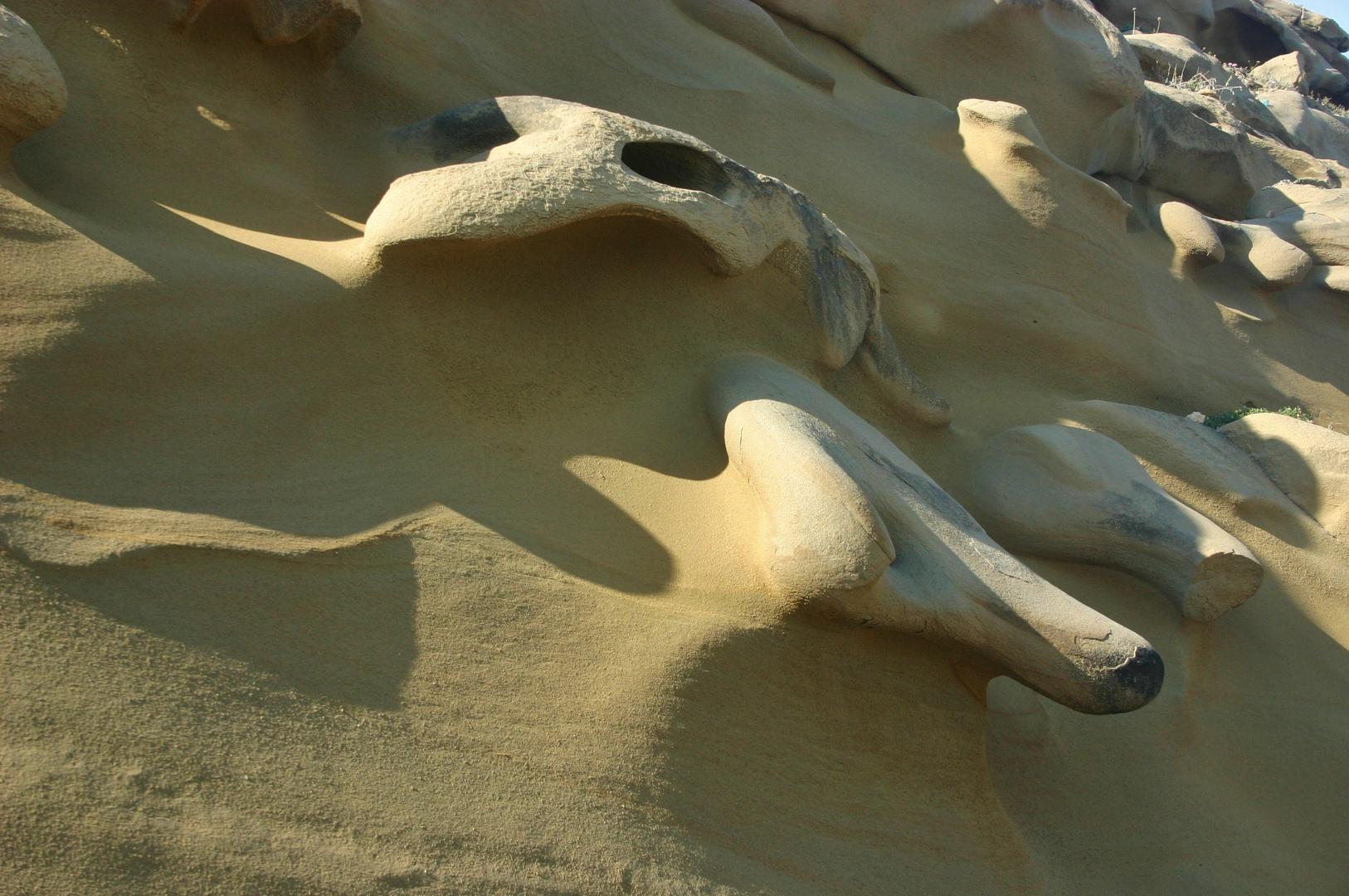 Sandsteinskulptur