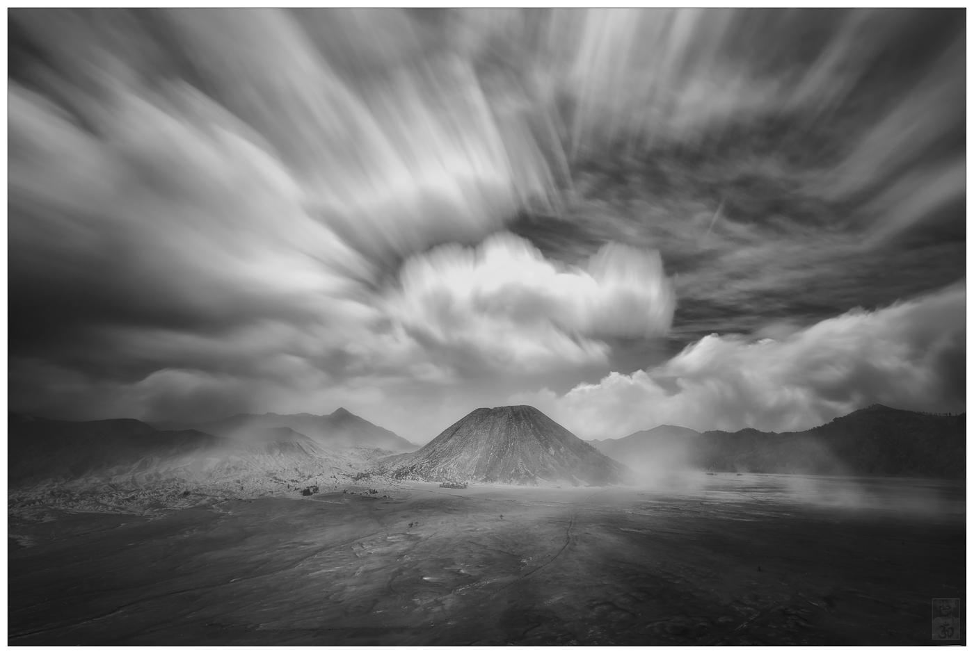 Sandstorm ~ Bromo Tengger NP