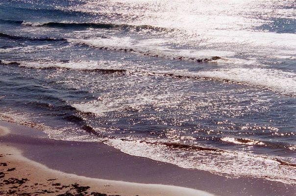Sandstrand auf Ibiza
