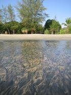 Sandstrand auf Ko Chang