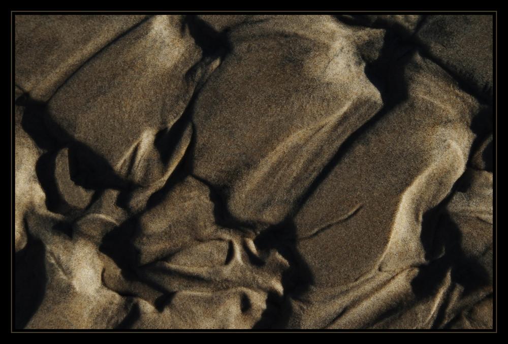 Sandstrand-Dünen