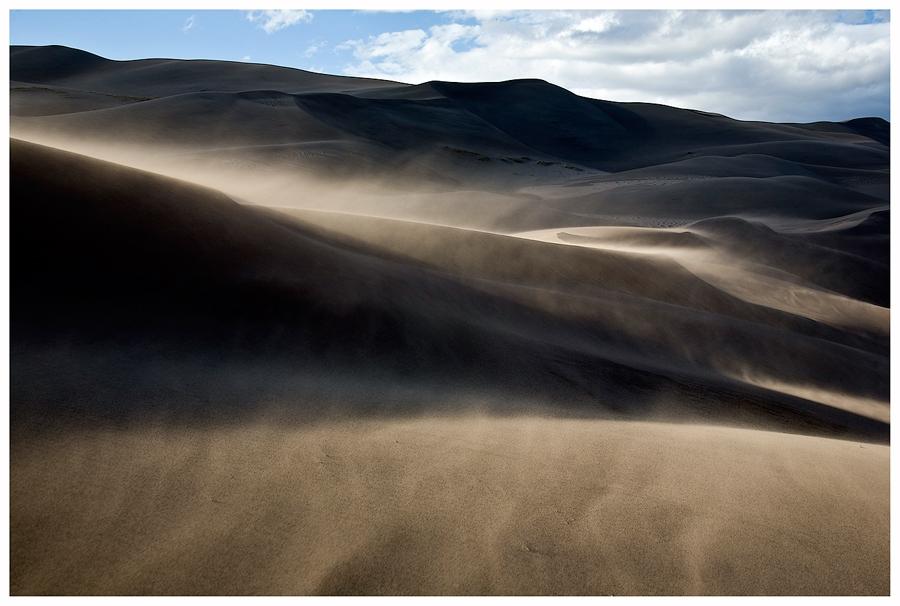 Sandsturm, oder....