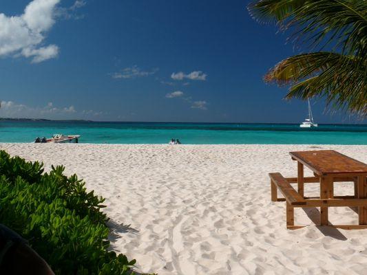 Sandy Island Karibik