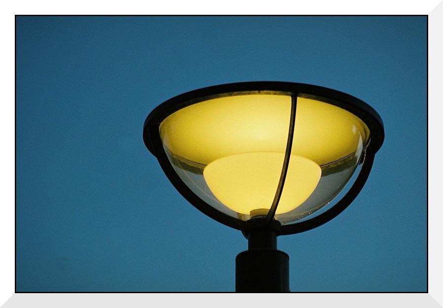 sanftes Licht