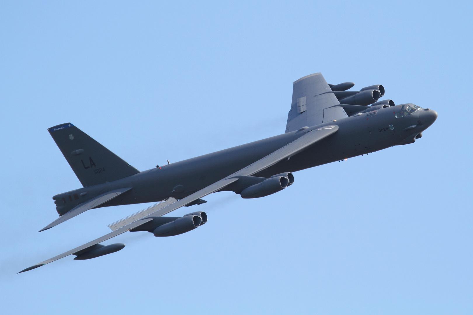 Sanicole #9 Boeing B-52H Stratofortress