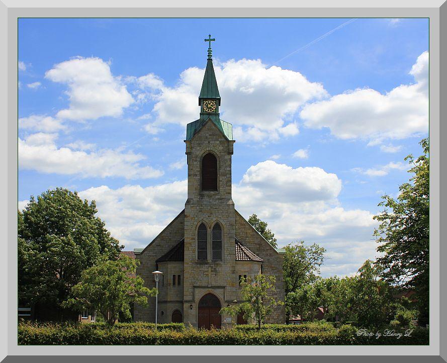 Sankt Johannis Kirche ( Pollhagen )
