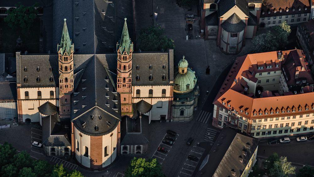SANKT KILIANS-DOM ZU WÜRZBURG