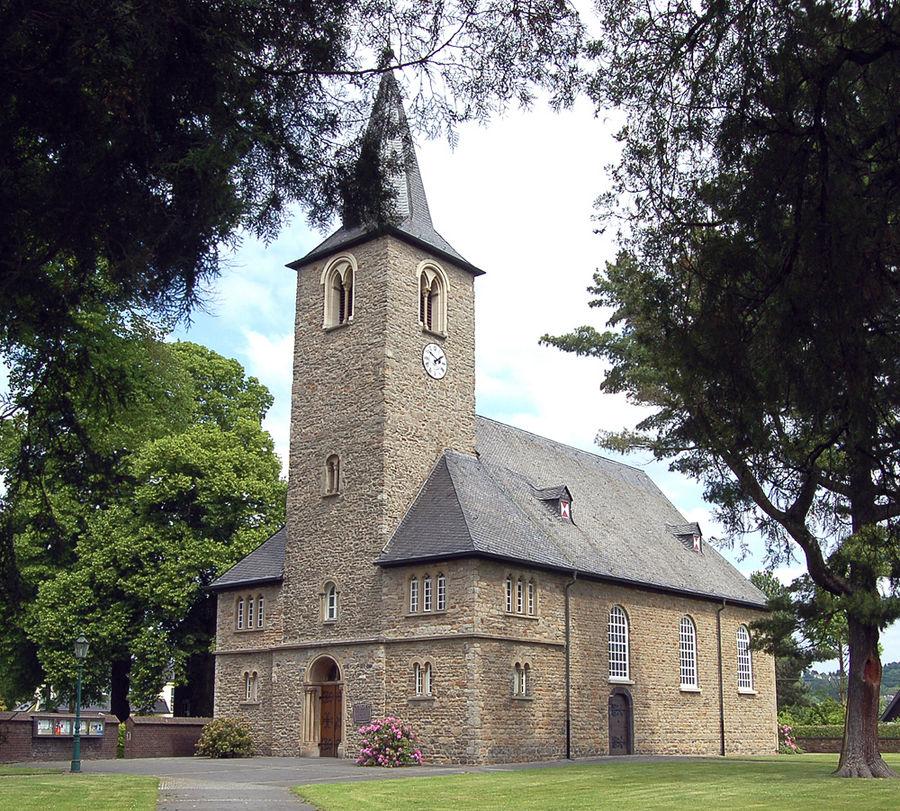 Sankt Laurentius Kirche