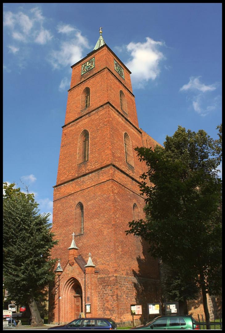 Sankt Marienkirche zu Bernau