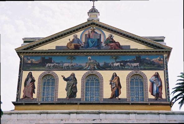 Sankt Paul vor denMauern