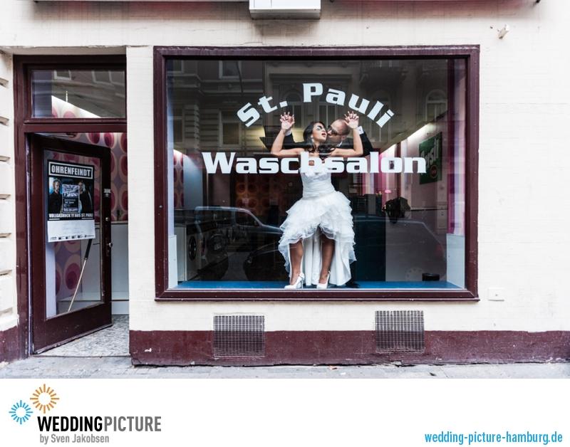 Sankt Pauli Hochzeit
